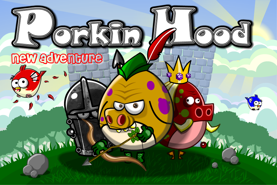Screenshot A Porkin Hood Adventure