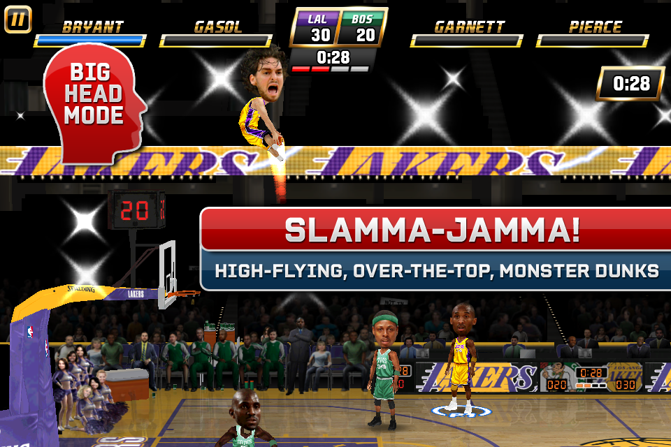 Image of NBA JAM by EA SPORTS™ for iPhone